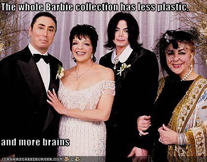 David Gest elizabeth taylor Liza Minnelli michael jackson plastic surgery - 1954656512