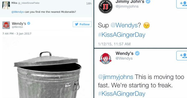 twitter wendys social media fast food - 1955845