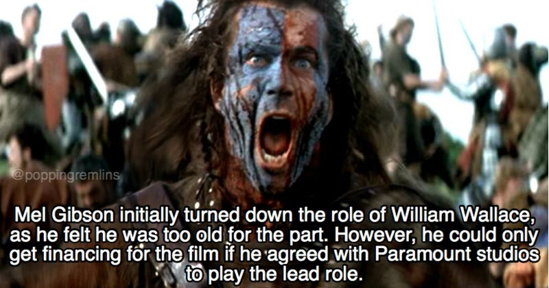18 Facts From the Movie 'Braveheart'