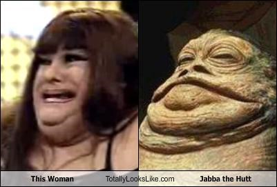 jabba the hutt obesity star wars woman - 1978765568