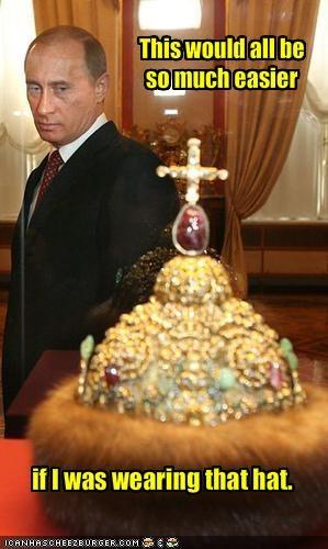 czar,dictator,monarchy,president,prime minister,religion,russia,Vladimir Putin