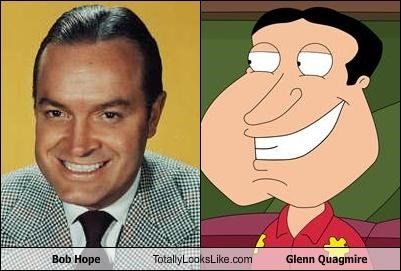 Image result for quagmire, bob hope