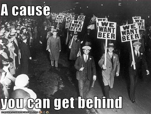 beer Historical prohibition protesters - 1986812160