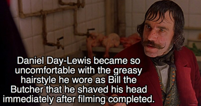 wtf facts about gangs of new york movie