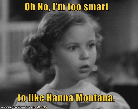 classic hollywood hannah montana shirley temple teeny bopper - 1999694080