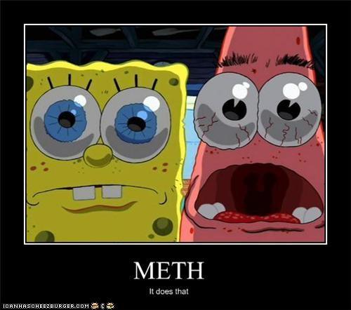 animation cartoons drugslots-and-lots-of-drugs meth face nickelodeon patrick star SpongeBob SquarePants - 2001331968