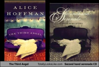 alice hoffman book covers cds The Third Angel - 2003923200