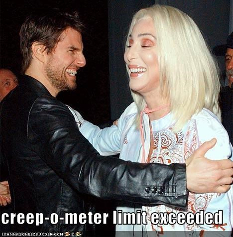 cher creepy movies Tom Cruise - 2024336128