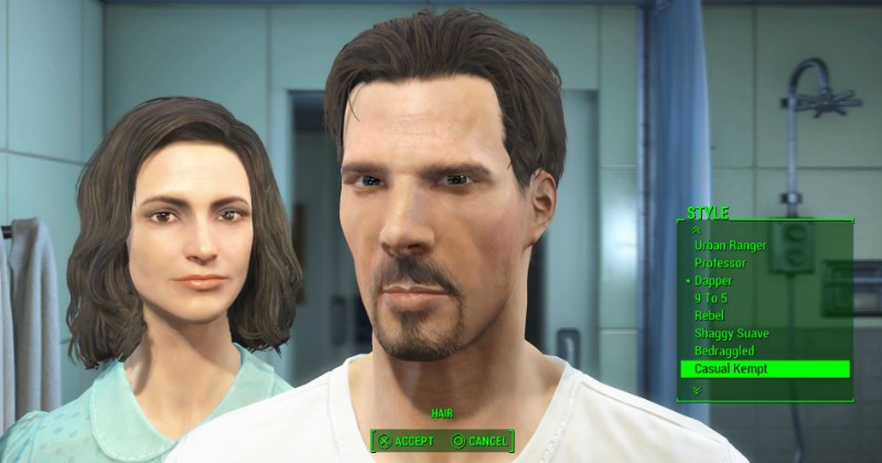 guy creates celebrities in fallout 4