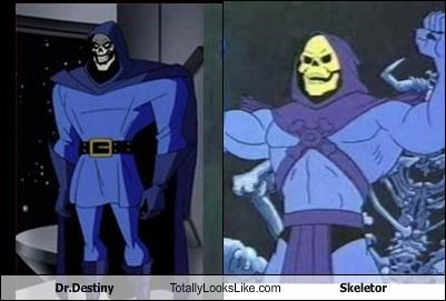 comics dr-destiny he man skeletor supervillain