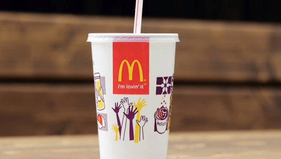 People react on Twitter to McDonald's phasing out the HI-C Orange drink.