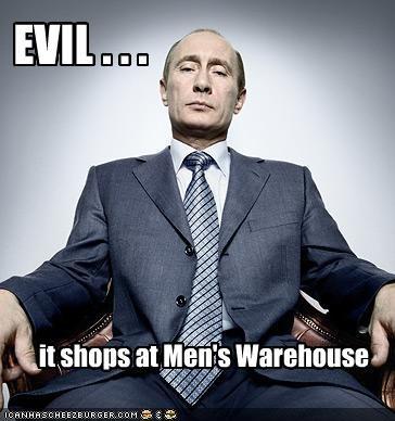 clothing evil president russia Vladimir Putin - 2043783936