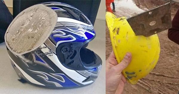 usar casco