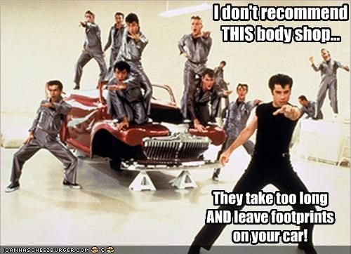 cars,grease,john travolta,movie musicals,scientology