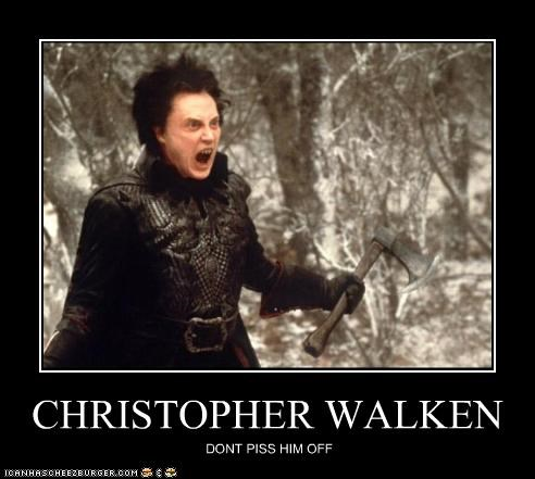 anger christopher walken creep movies scary TV - 2055101184