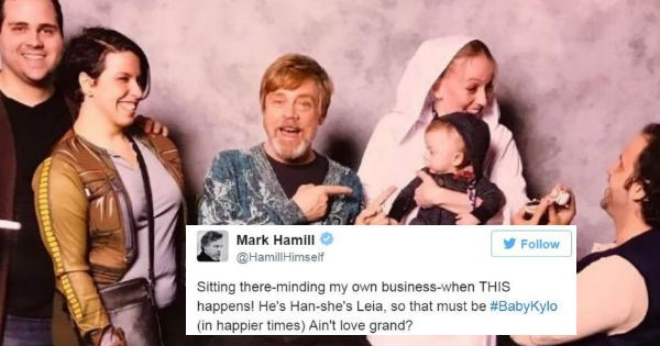 Ten times Mark Hamill was very entertaining on Twitter.
