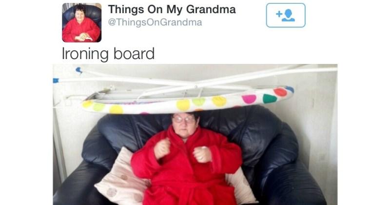funny grandma twitter - 2061061