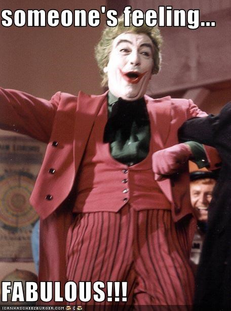 batman cesar romero the ghey the joker TV - 2068414720