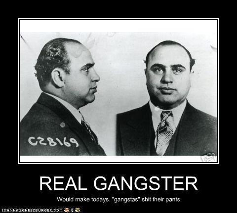 al capone gangster Historical mafia scary - 2070256896