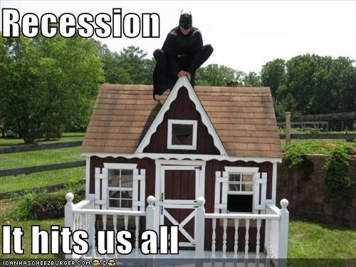 batman Economics house recession - 2071963392