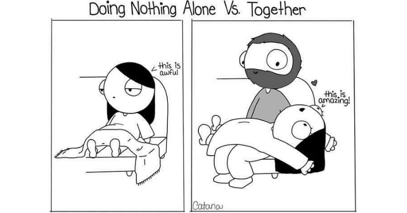 catana comics relationships funny web comics - 2083845