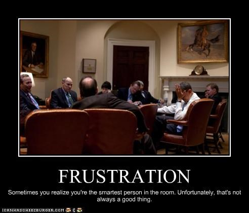 barack obama,democrats,frustration,president,smart