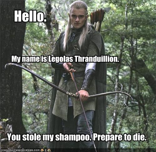 legolas thranduillion Lord of the Rings orlando bloom sci fi sissy - 2089319680