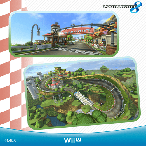 list Mario Kart mario kart 8 nintendo Video Game Coverage - 209925