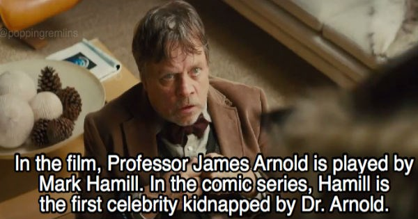 Collection of fun facts about the movie Kingsman: The Secret Service