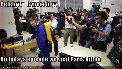 doctor gynecology medicine paris hilton - 2110396160
