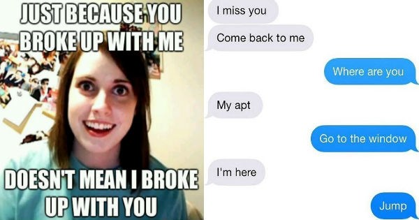 People share their craziest ex breakup stories.