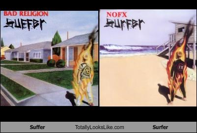 albums Bad Religion cds cover NOFX