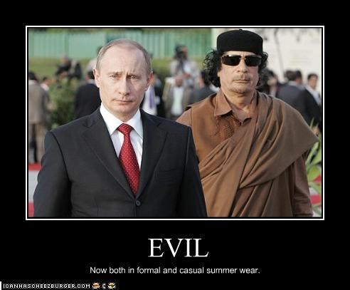EVIL Now both in formal and casual summer wear.
