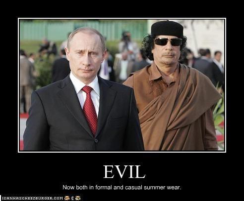 evil libya muammar al-gaddafi president russia - 2122308864
