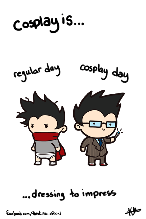 cosplay,list,webcomics