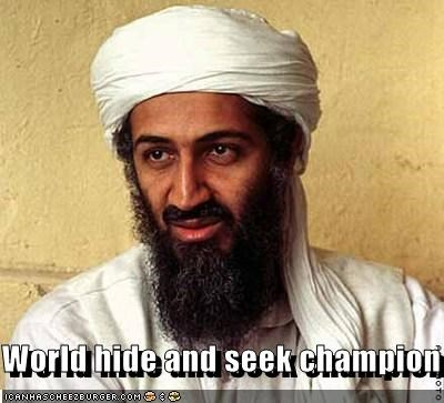 Osama Bin Laden,terrorists