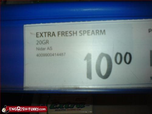 fresh price signs sperm - 2135175936