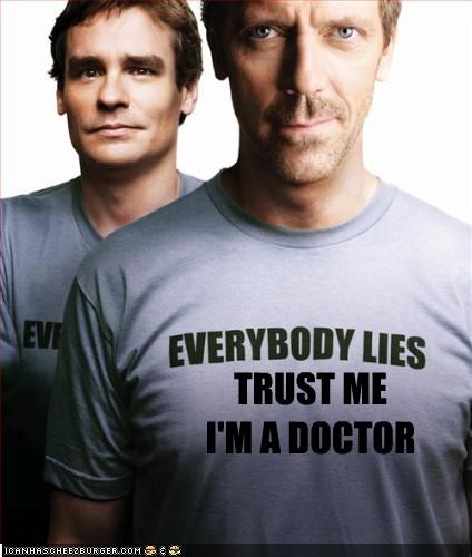 House MD hugh laurie medical shows Robert Sean Leonard sexy Brits TV tv doctors - 2135347968