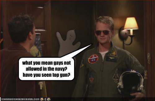 gay movies Neil Patrick Harris Tom Cruise top gun TV - 2147534080