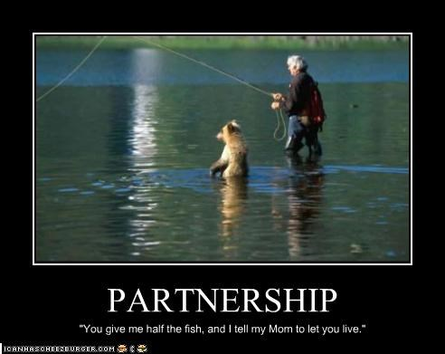 fishing,friend,instructions,lolbears