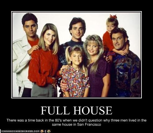 80s,Ashley Olsen,bob saget,dave coulier,full house,gay,jodie sweetin,john stamos,lori laughlin,Mary Kate Olsen,TV