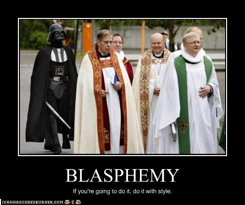 blasphemy darth vader religion star wars - 2163718400