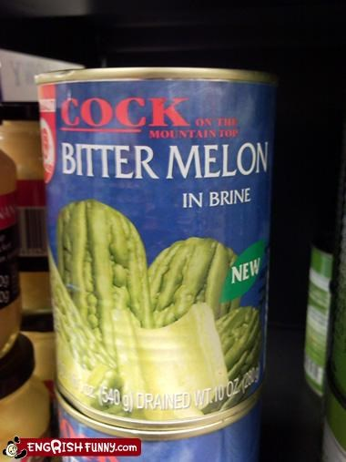canned food melon mountain penis rooster