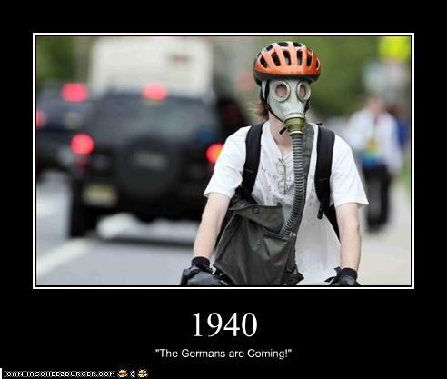 "1940 ""The Germans are Coming!"""