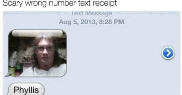 Collection of funny wrong number texting conversations that are very entertaining.