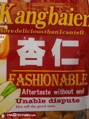delicious fashion g rated hot packaging taste unable