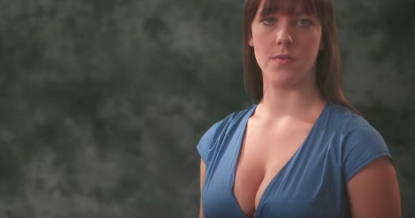Cringe video of women making announcement about feeling objectified is super confusing.