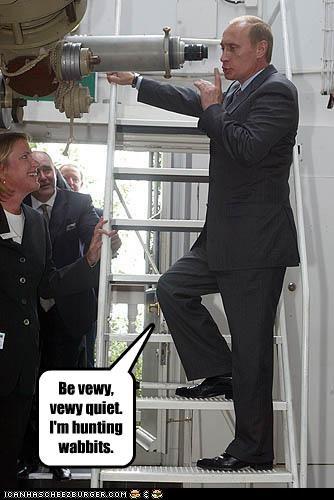 elmer fudd hunting president prime minister russia Vladimir Putin - 2196448000