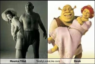 animation,maurice tillet,movies,shrek,wrestler
