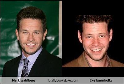 Mark Wahlberg Totally Looks Like Ike Barinholtz Cheezburger